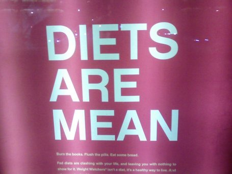 diets are mean