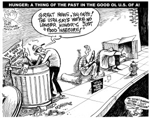 End of Hunger in US